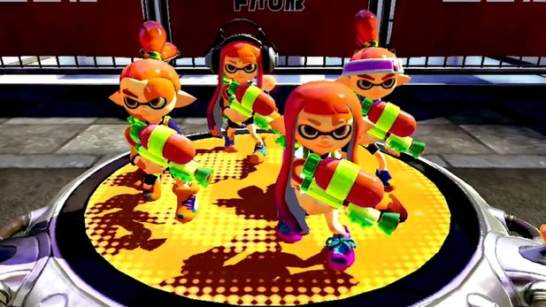 Splatoon - Ankündigungs-Trailer des Third-Person-Shooters