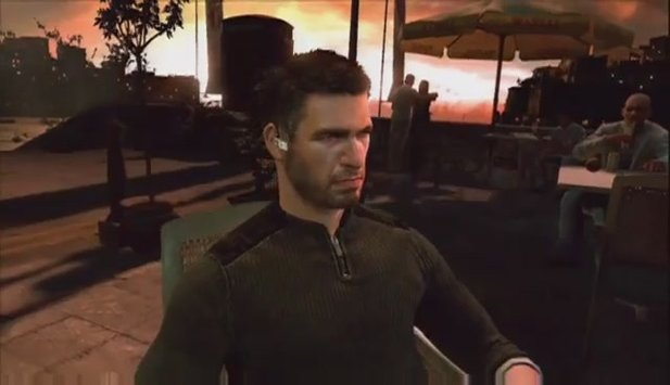 Splinter Cell: Conviction: Sam auf Beschattungsmission im sonnigen Malta.