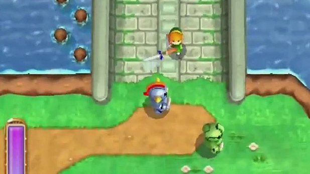 The Legend of Zelda: A Link Between Worlds - Gameplay-Video aus dem Nintendo-Direct-Stream
