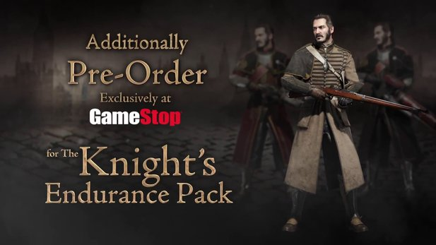 Knight's Endurance Pack