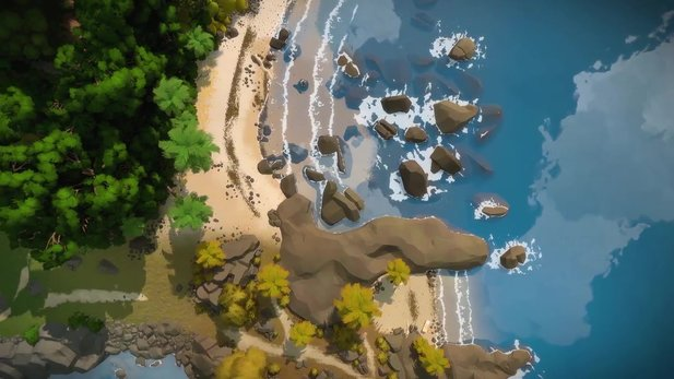 The Witness - Trailer: Ein Fest für Fans von Sound-Design