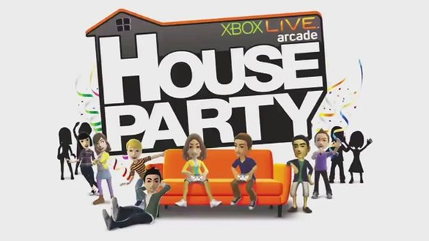 Trailer zur Xbox Live House Party