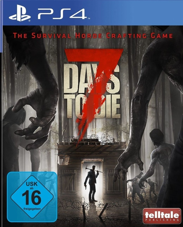 Cover zu 7 Days to Die