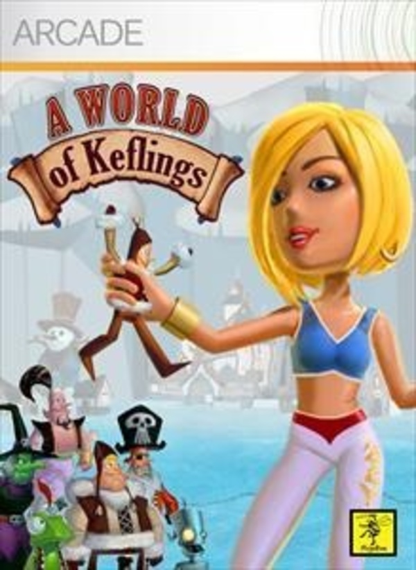 Cover zu A World of Keflings