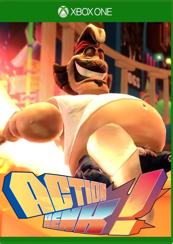 Cover zu Action Henk