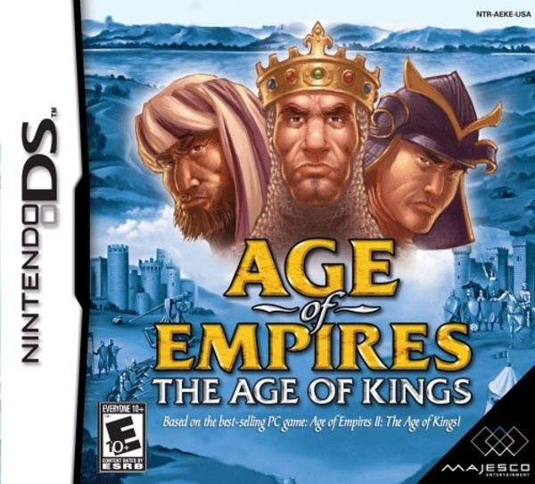 Cover zu Age of Empires: The Age of Kings
