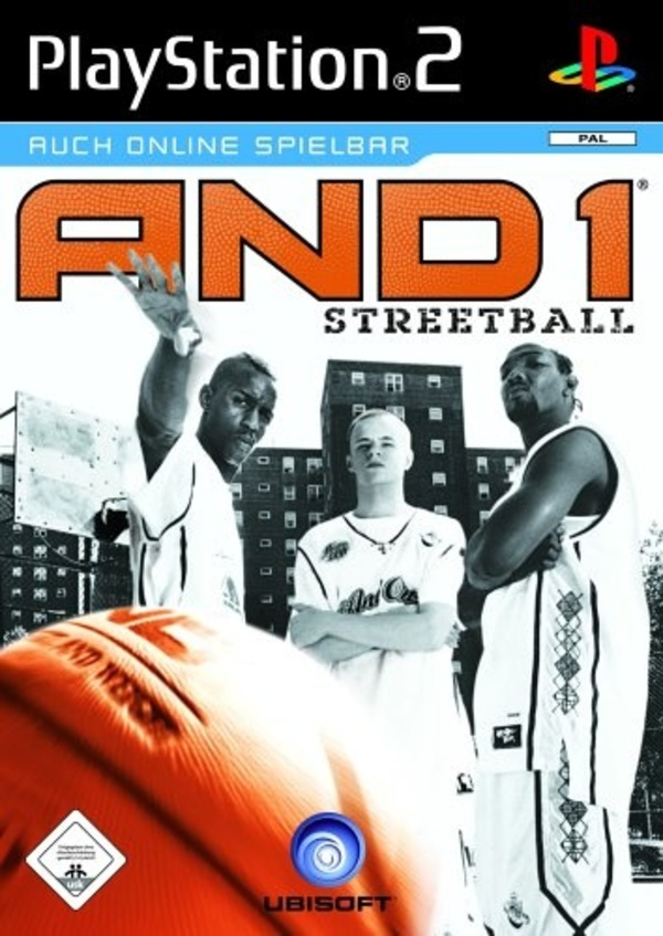 Cover zu And 1 Streetball