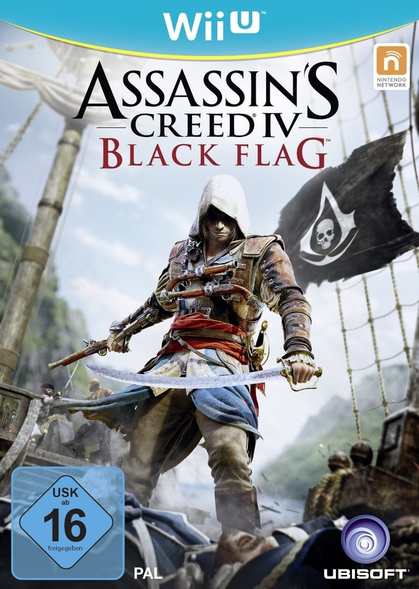 Cover zu Assassin's Creed 4: Black Flag