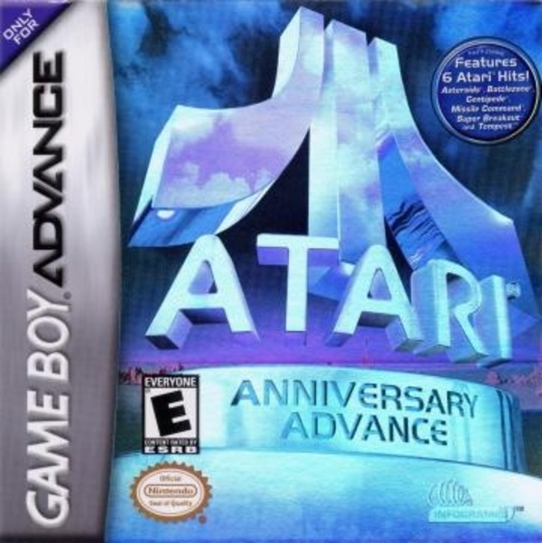 Cover zu Atari Anniversary Advance