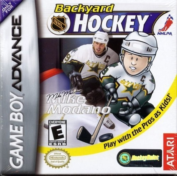 Cover zu Backyard Hockey