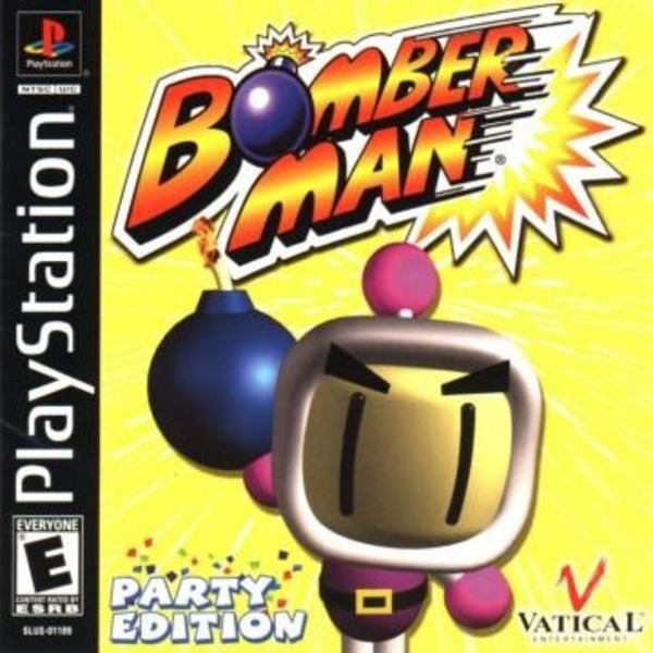 Cover zu Bomberman Party Edition