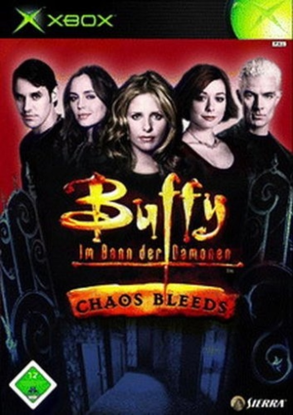Cover zu Buffy: Chaos Bleeds