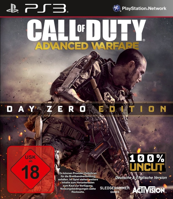 Cover zu Call of Duty: Advanced Warfare