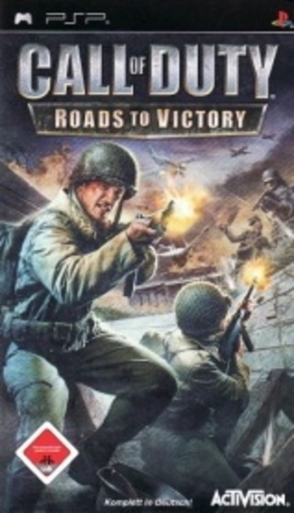 Cover zu Call of Duty: Roads to Victory