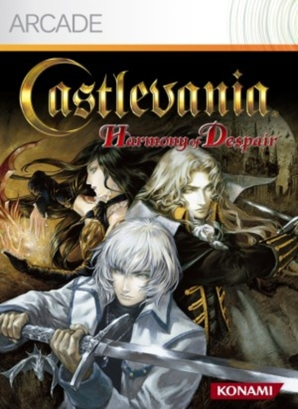 Cover zu Castlevania: Harmony of Despair