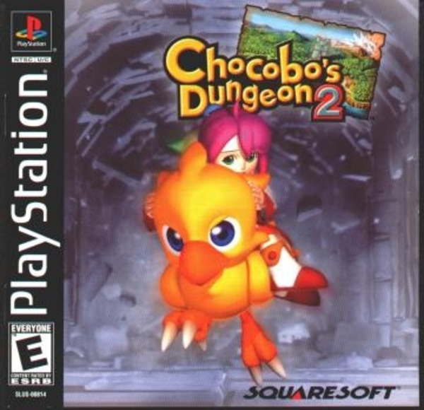 Cover zu Chocobo's Dungeon 2