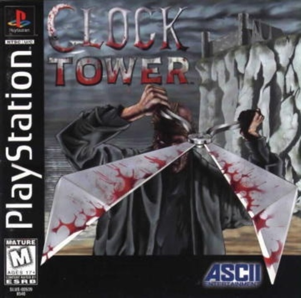 Cover zu Clock Tower