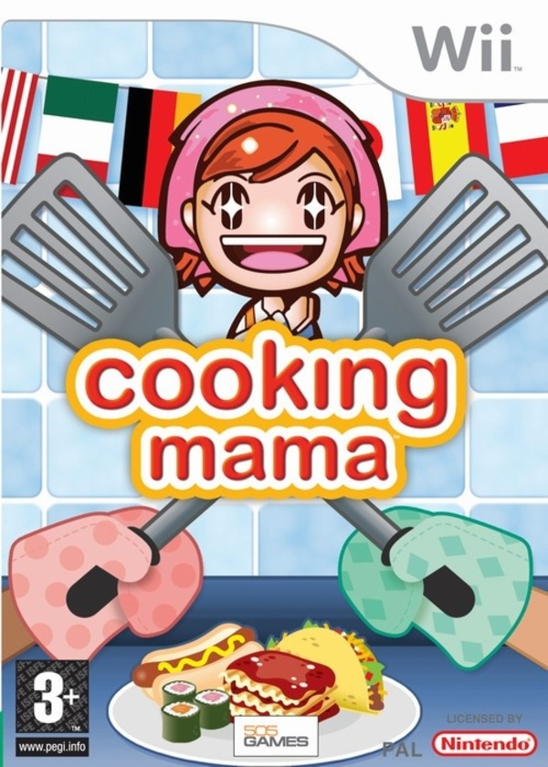 Cover zu Cooking Mama: Cook Off