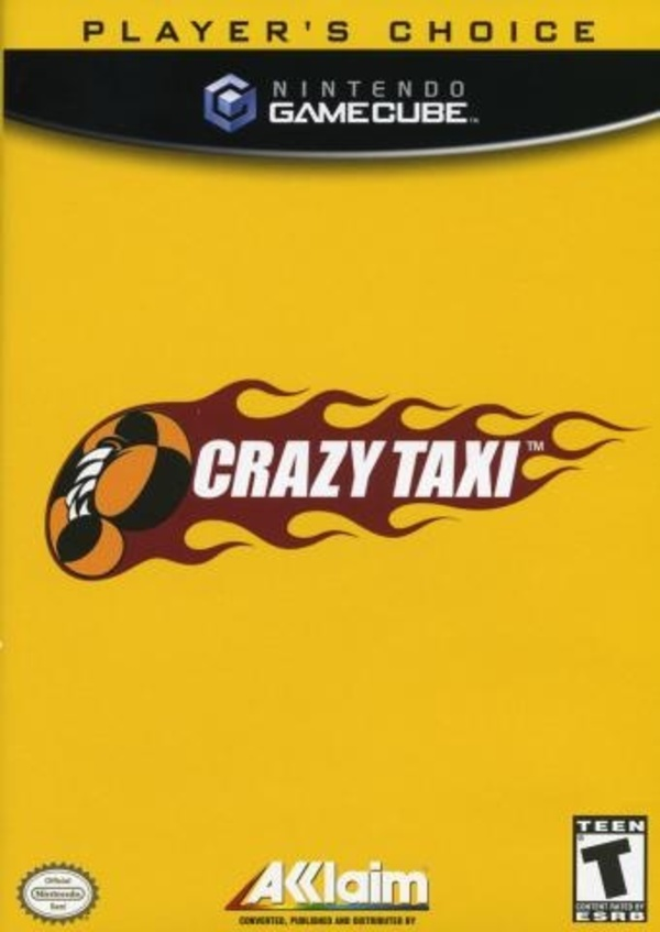 Cover zu Crazy Taxi