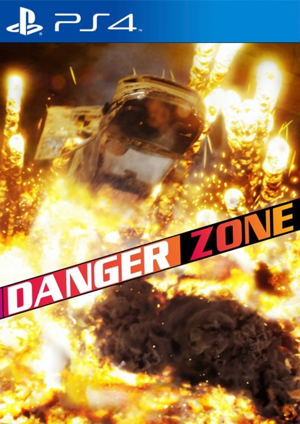 Cover zu Danger Zone