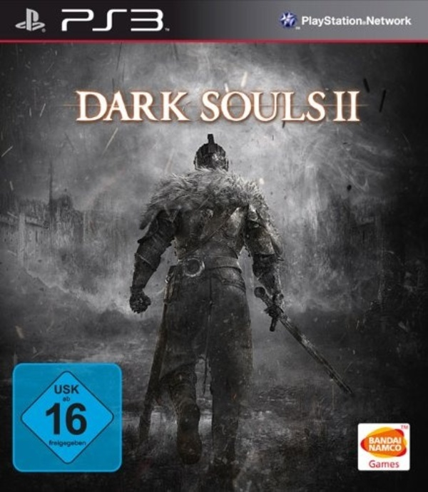 Cover zu Dark Souls 2
