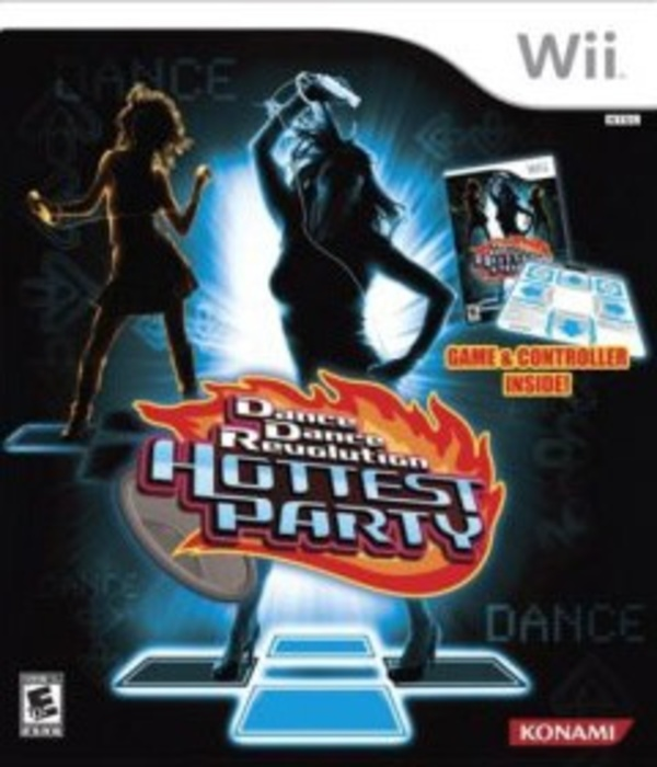 Cover zu Dance Dance Revolution: Hottest Party