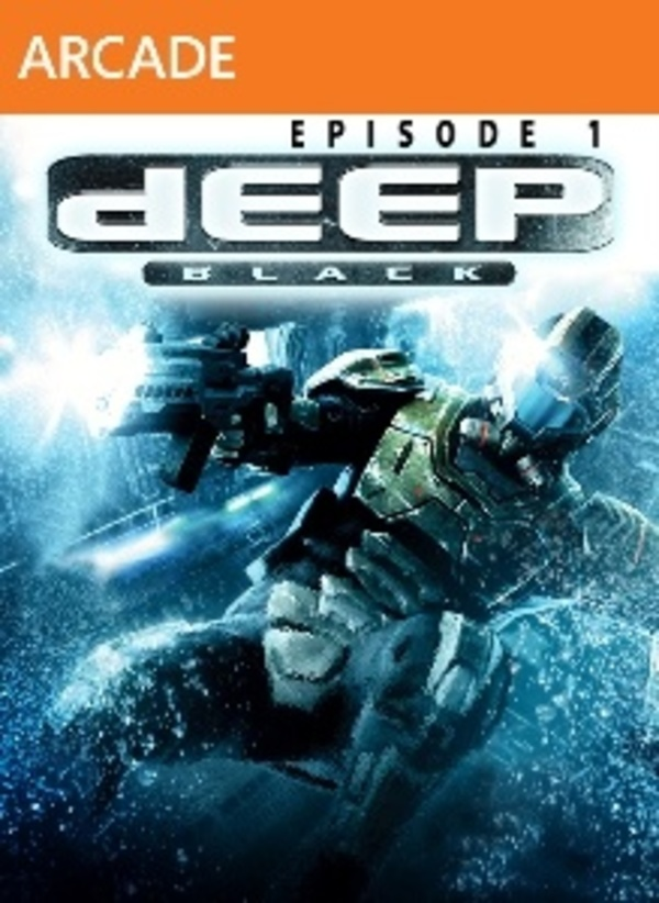Cover zu Deep Black - Episode 1
