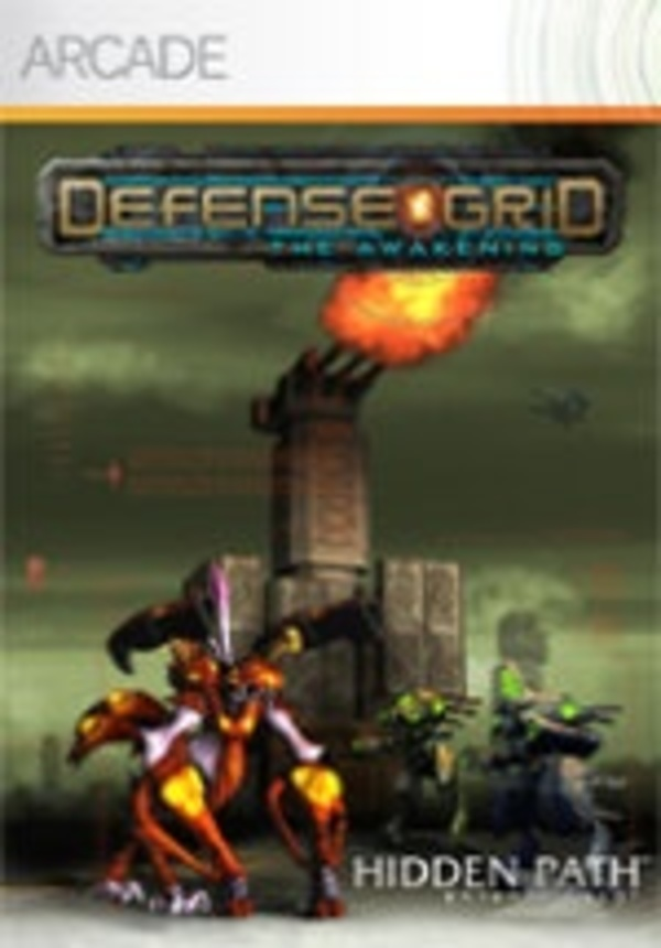Cover zu Defense Grid: The Awakening