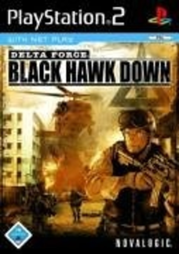 Cover zu Delta Force: Black Hawk Down