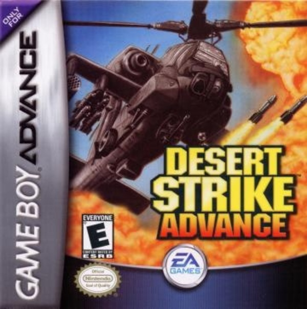 Cover zu Desert Strike: Return to the Gulf