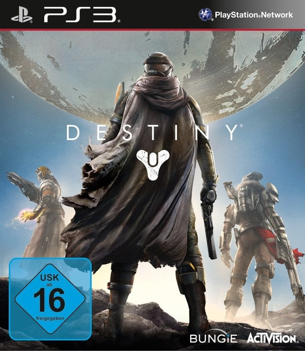 Cover zu Destiny