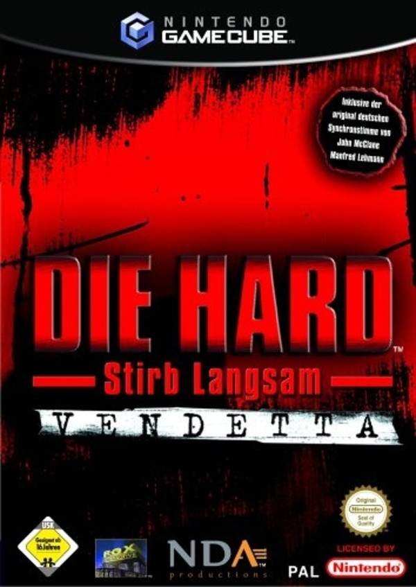 Cover zu Die Hard Vendetta