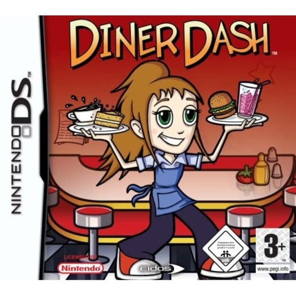 Cover zu Diner Dash