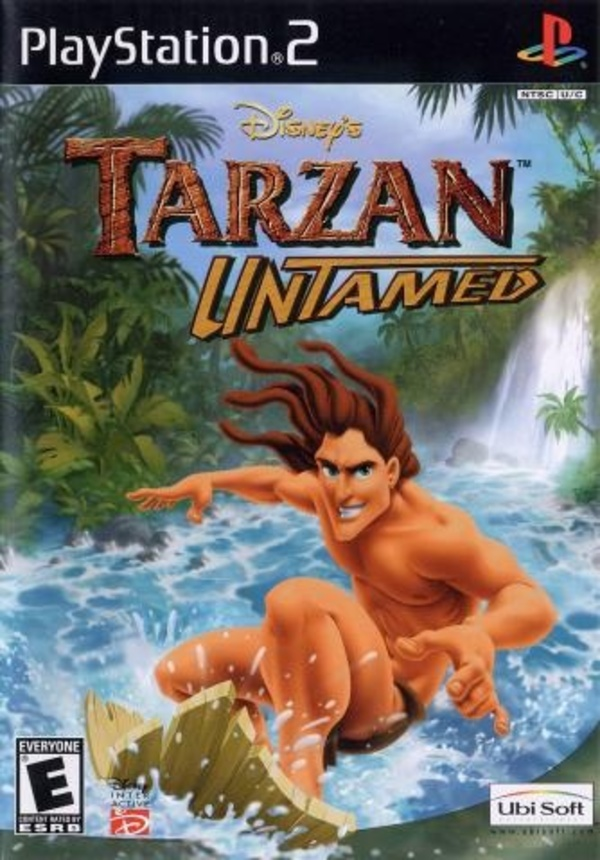 Cover zu Tarzan Freeride