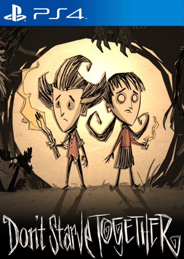 Cover zu Don't Starve Together