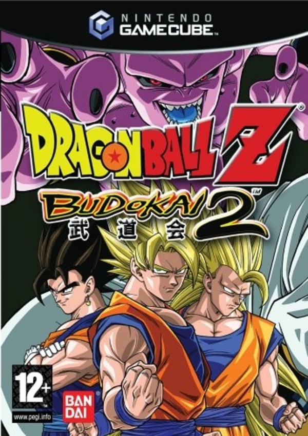 Cover zu Dragon Ball Z: Budokai 2