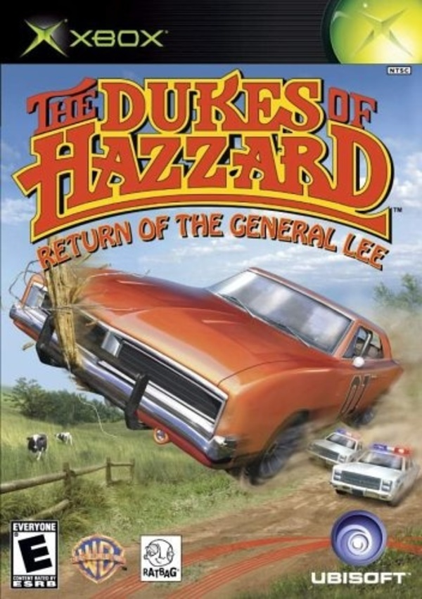 Cover zu Dukes of Hazzard: Return of the General Lee, The