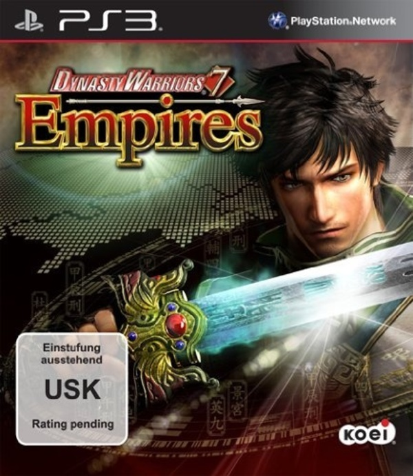 Cover zu Dynasty Warriors 7: Empires