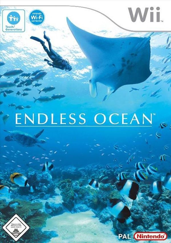 Cover zu Endless Ocean