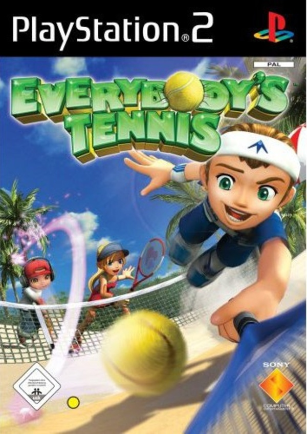 Cover zu Everybody's Tennis
