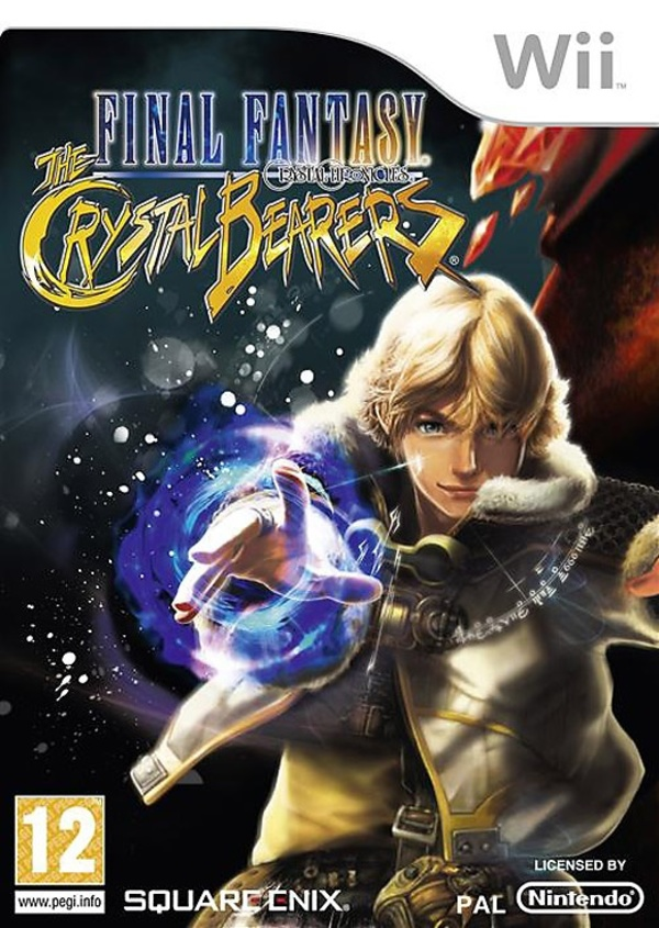 Cover zu FF Crystal Chronicles: The Crystal Bearers
