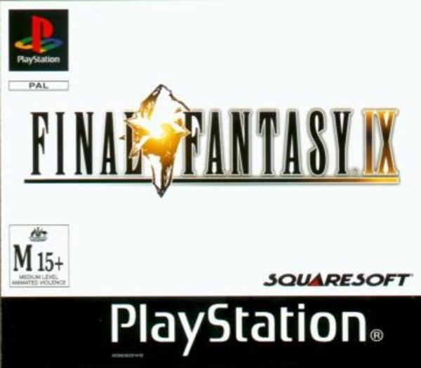 Cover zu Final Fantasy IX