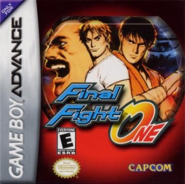Cover zu Final Fight One