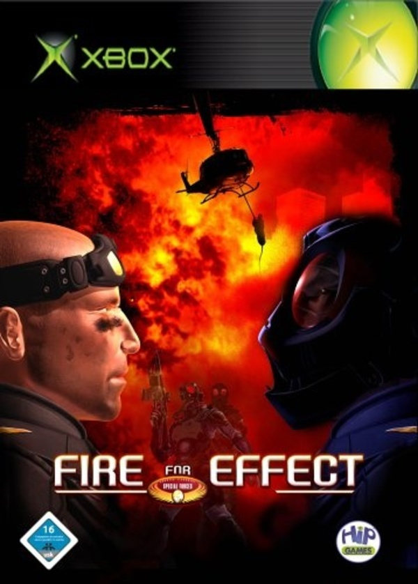 Cover zu Fire for Effect