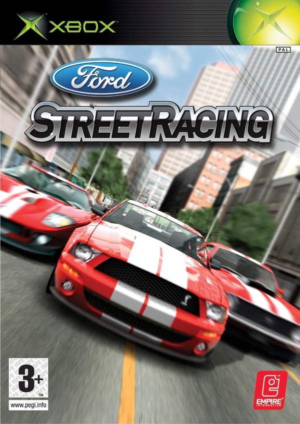 Cover zu Ford Street Racing