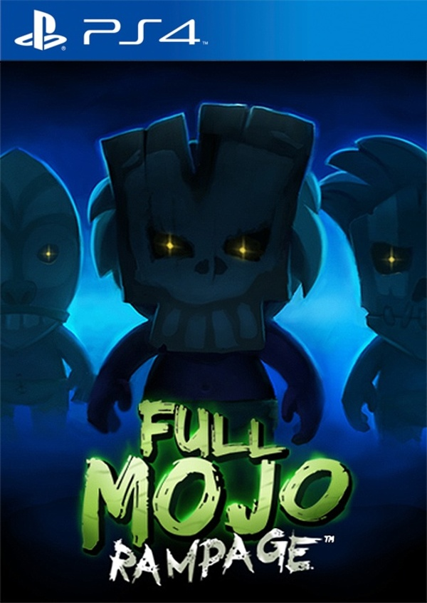 Cover zu Full Mojo Rampage
