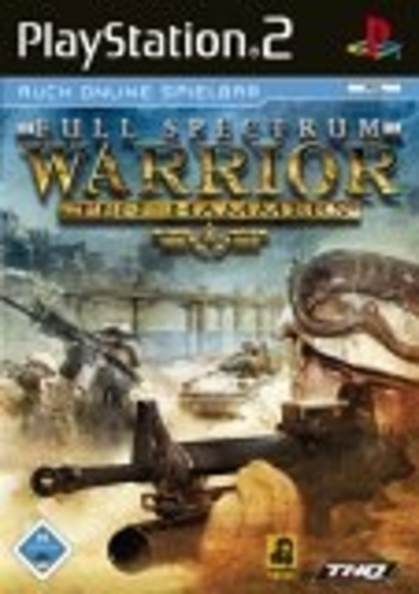 Cover zu Full Spectrum Warrior: Ten Hammers
