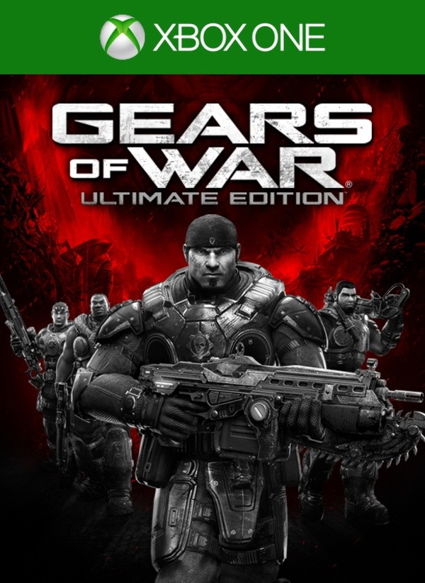 Cover zu Gears of War: Ultimate Edition
