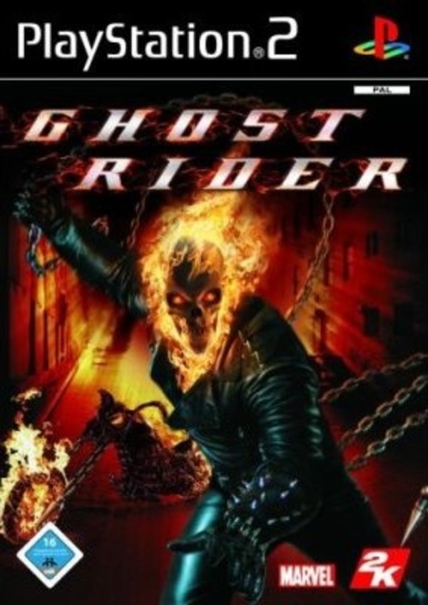 Cover zu Ghost Rider