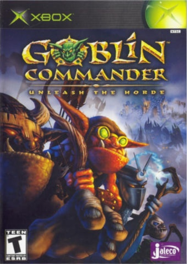 Cover zu Goblin Commander